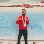 """المؤسسة الفلسطينية للشباب والرياضة: تحية للبطل الأردني محمد عيد الذي رفض مواجهة لاعب """"إسرائيلي"""" في بطولة العالم للكيك بوكسينغ / تركيا"""