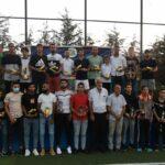 """بعد الكورونا.. """"المهرجان الرياضي الفلسطيني السابع 2021"""" (جائزة جمال الخطيب للحذاء الذهبي) في أجواء مفتوحة"""